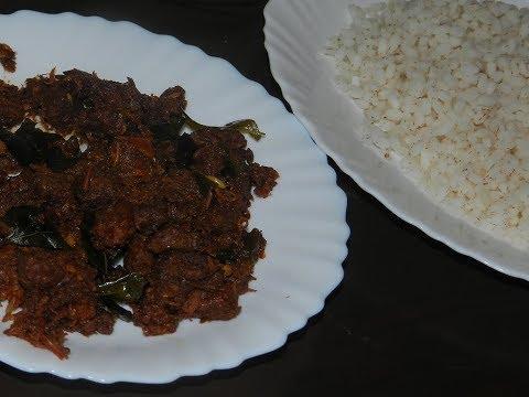 പോത്ത്  വരട്ടിയത് | beef varattiyathu/ammachi special beef varattiyathu