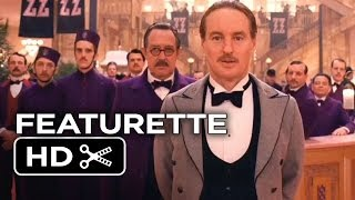 The Grand Budapest Hotel Featurette - The Cast (2014) - Wes Anderson Comedy Movie HD