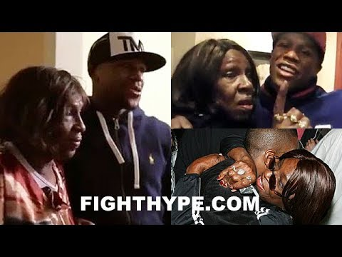 FLOYD MAYWEATHER OPENS UP ON PASSING OF GRANDMOTHER, BERNICE: