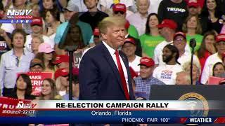 TRUMP 2020: President Trump Re-Election Campaign Rally - FULL SPEECH