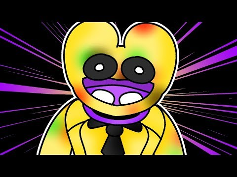 Minecraft Fnaf: Purple Guy Becomes Springtrap (Minecraft Roleplay)