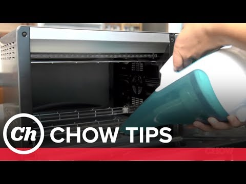 How to Clean Your Toaster Oven - CHOW Tip