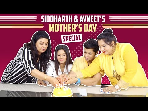 Xxx Mp4 Siddharth Nigam And Avneet Kaur's Mother's Day Special With Their Mom's India Forums 3gp Sex