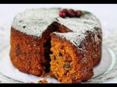 Easy Christmas Plum Cake.wmv