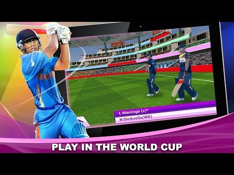 Top 5 cricket game for iOS and Android ultra realistic best graphic cricket games run on any android