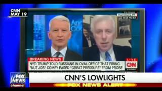 Three Cnn Employees Resign Over Fake News Trump russia Story