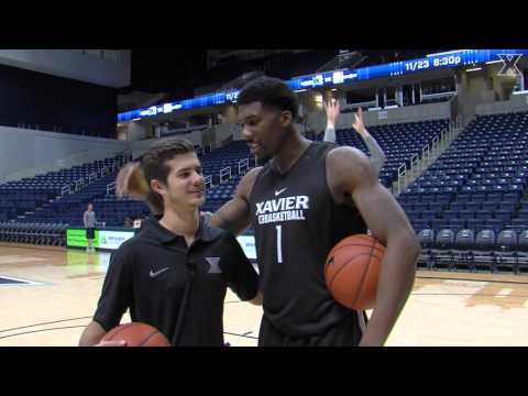 A Day In The Life: Xavier Basketball Managers