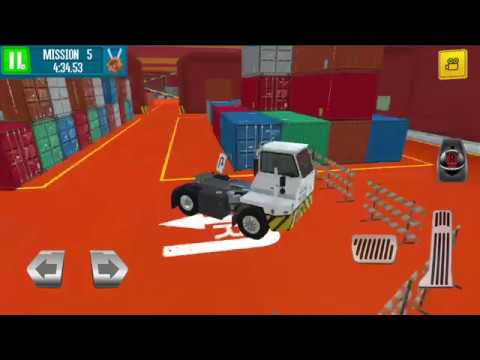 Cargo Crew: Port Truck Driver.......IOS  ANDROID