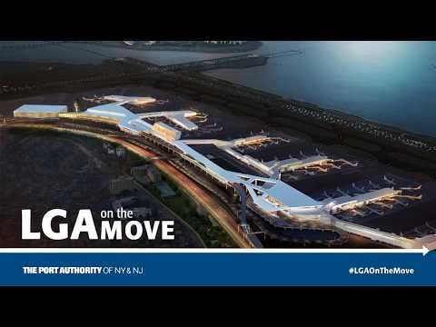 LaGuardia Airport Airline Relocation - December 9, 2017