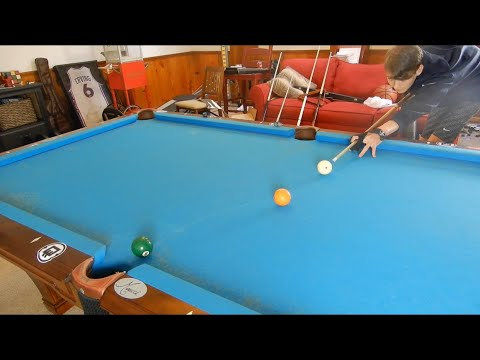 How to Make Every Type of Bank Shot in Pool!