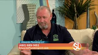 Edwards Plumbing offers tips for protecting your home while on vacation