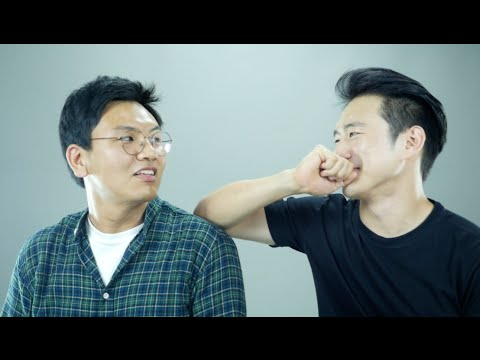Korean Guys Answers Questions/Stereotypes