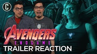 Download Avengers Endgame Trailer Reaction and Review Video