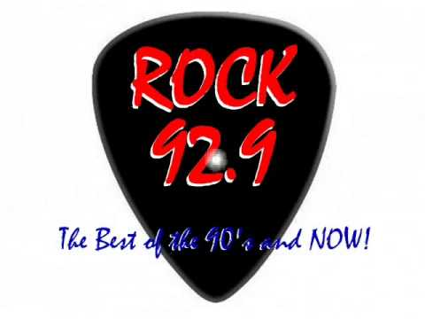 Rock 92.9 Presents What's Up!
