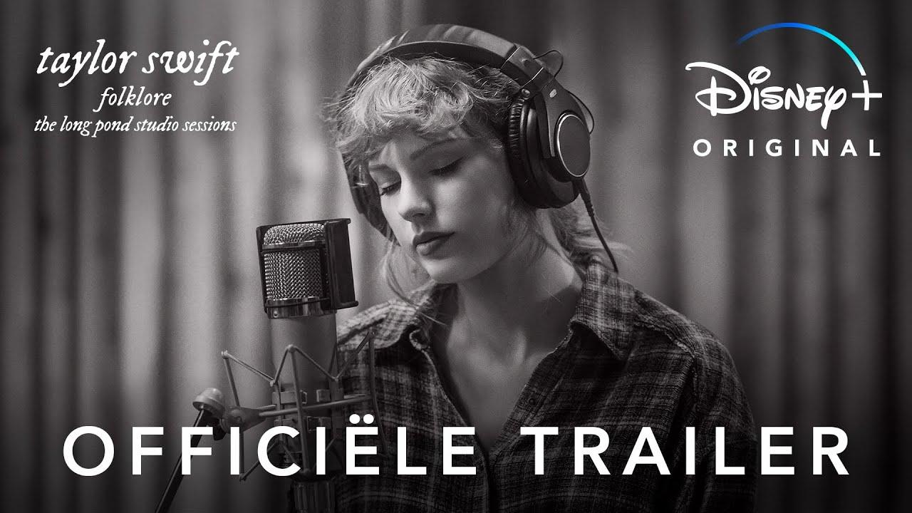 Taylor Swift – folklore: the long pond studio sessions | Officiële Trailer | Disney  BE