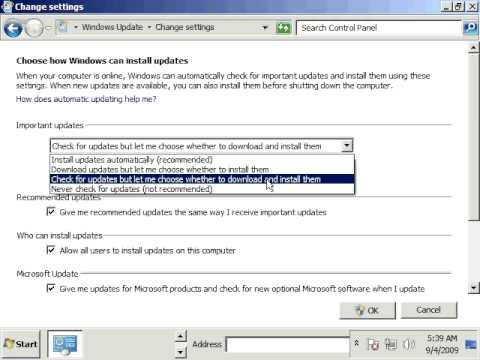How to Update Windows 7 - The Foster Institute