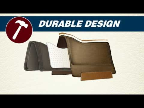 Weaver Leather's Saddle Pads With EVA Sport Foam
