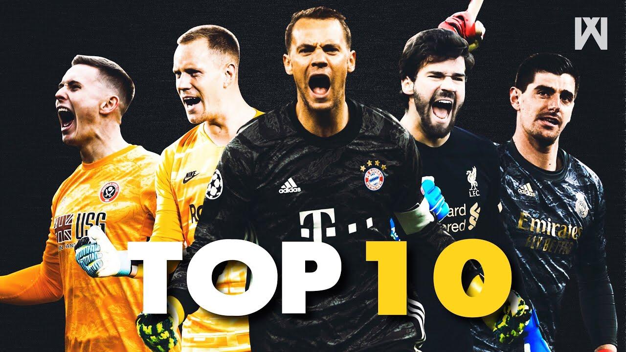 Top 10 Goalkeepers in the World ● Season 2019/20 HD