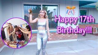 We Got Nikki V. A House For Her 17th Birthday!!!