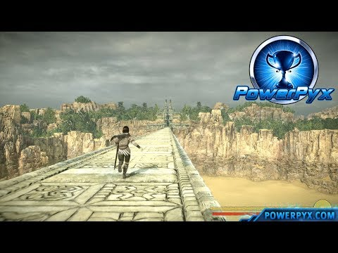 Shadow of the Colossus (PS4) - Fruit of the Garden & Reach the Gate Trophy Guide