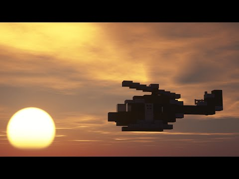 Minecraft: helicopter tutorial