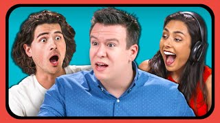 YouTubers React To Deepfakes (Game Of Thrones, Jennifer Lawrence, Mark Zuckerberg)