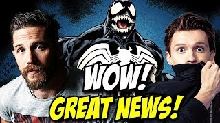 Download Venom Sequel and a Big Update For Tom Holland's Spiderman Video