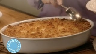 How To Make The Ultimate Macaroni And Cheese Martha Stewart