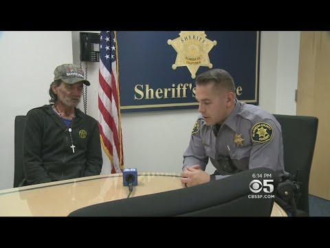 Sheriff's Deputy Helps Out Homeless Panhandler In Life-Changing Way