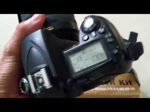 How To Find Out ALL DSLR Camera Shutter/Actuations/Shot Counts 2016