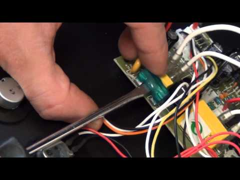 ES DBL2000MS Fuse Replacement