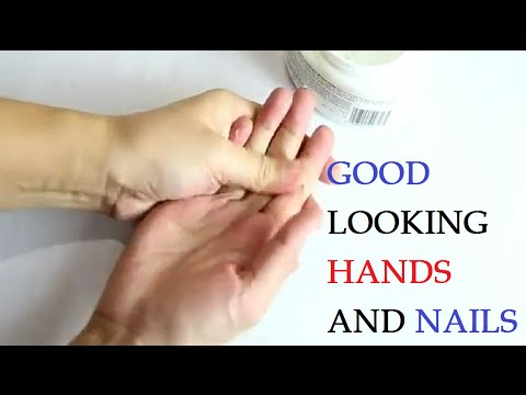 How to Get Healthy, Clean and Good Looking Hands and Nails