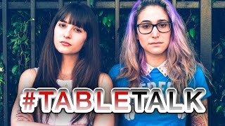 Prank Or No Prank on #TableTalk with Guests Gaby Dunn and Allison Raskin!