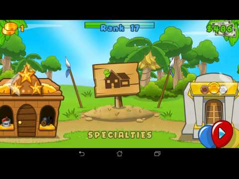 Btd5 android tablet infinite monkey money