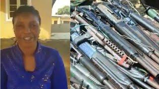 Duniya Tazo Karshe: An Kama Wata Mace Budurwa Shugabar Yan Garkuwa Da Mutane (Kidnappers) 😭😭😭
