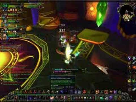 World of Warcraft - Lummies beat Selin Fireheart