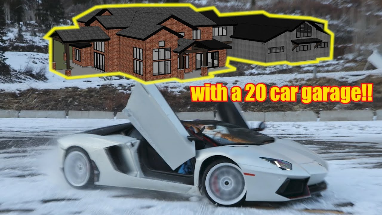 The Absurdly Expensive Price of my Supercar Dream House.