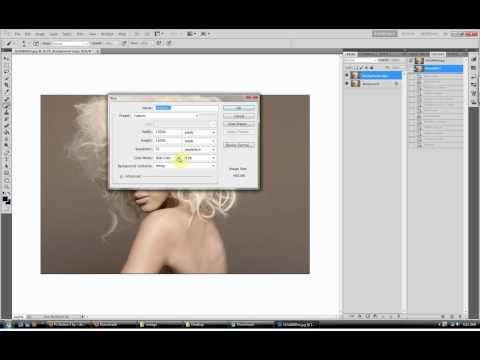 How to Use Actions- Photoshop CS5