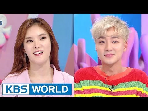 Hello Counselor - Gummy, Roy Kim, Oh Hyunmin [ENG/TAI/2017.05.29]