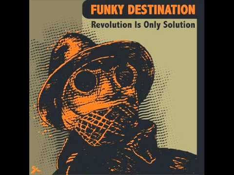 Funky Destination - The Inside Man (Soopasoul remix)