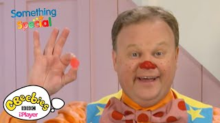 Mr Tumble's Bouncy Ball Compilation ⚽️   CBeebies +45 Minutes
