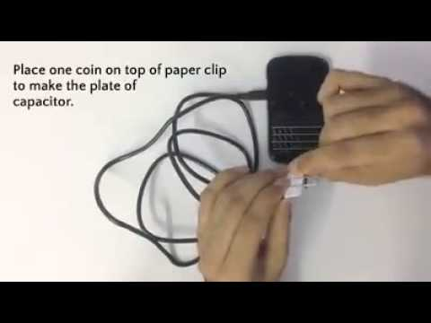 How to Charge Mobile using Body Charge