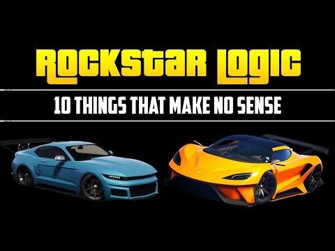 ROCKSTAR LOGIC #60 (The Tyrant & Dominator GTX)