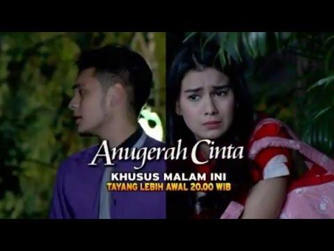 Anugerah Cinta RCTI 20 Desember 2016 : Anak Kinta Sekarat, Naura Panik?