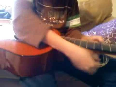 how to make an homemade capo for guitar