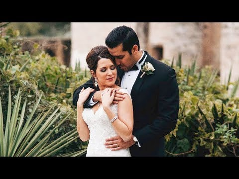 Sarah & Steven - Wedding Film at Mission San Jose in San Antonio, TX