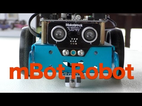 MakeBlock mBot Robot Review, A Programmable Robot for $79