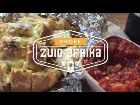 Smeltkaas Plukbrood met Spicy Chakalaka