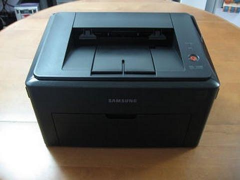 Fix paper stuck problem of Samsung ML1640 mono laser printer