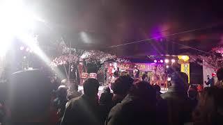 경주 벚꽃축제 품바공연